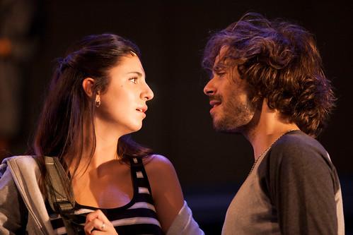 Musical Casi Normales con Fabio Arrante