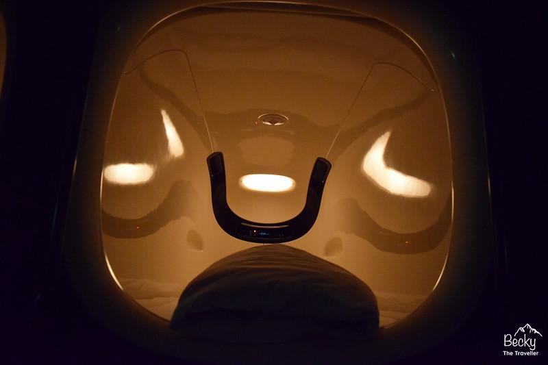 Japanase Capsule Pod