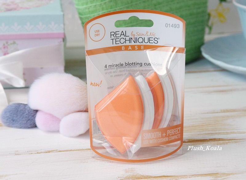 Деньги на ветер: Real Techniques Miracle Blotting Cushions - отзыв DSC_0081