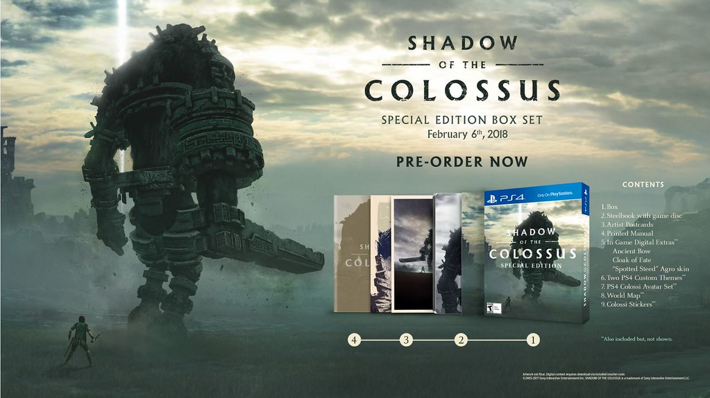 Shadow of the Colossus: Special Edition