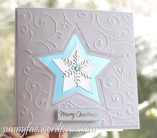 christmas aperture card star 2