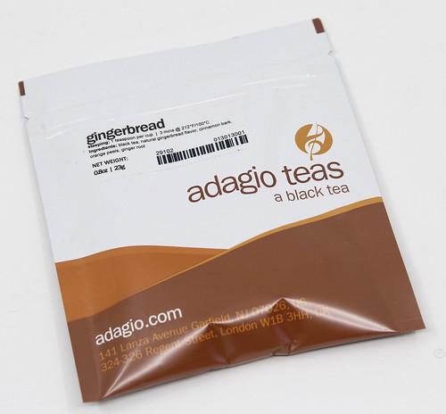 Adagio Gingerbread