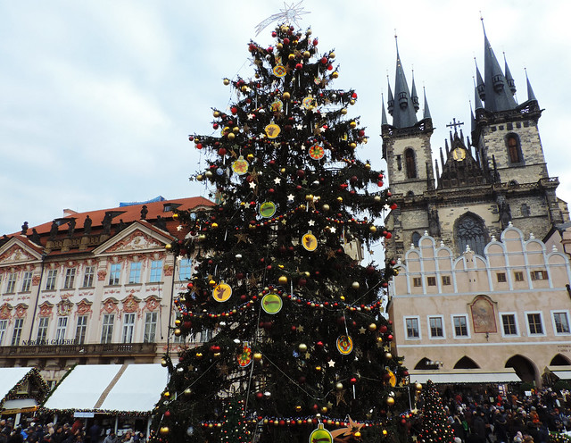 Our Best Christmas Market Moments: Prague