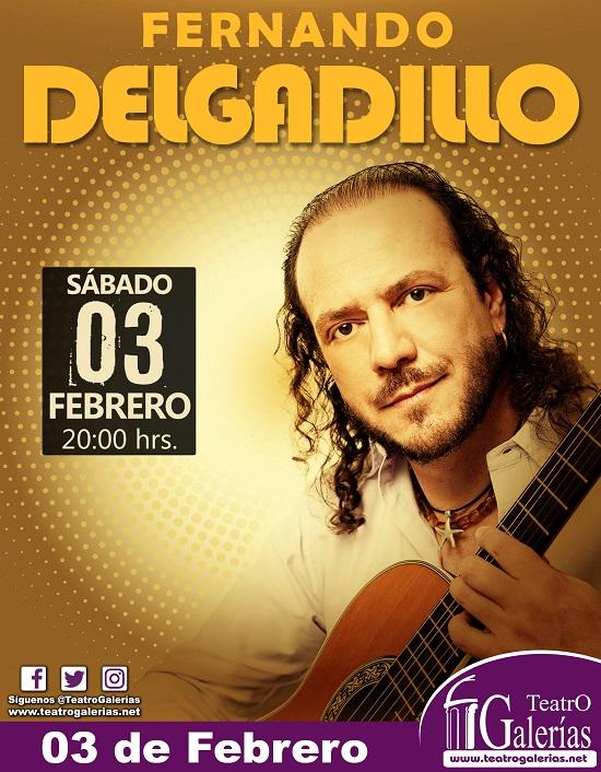 Fernando Delgadillo / Teatro Galerías.