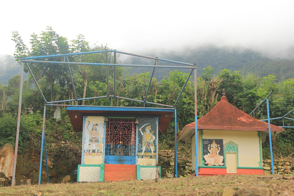 Temples, Yallapatty village