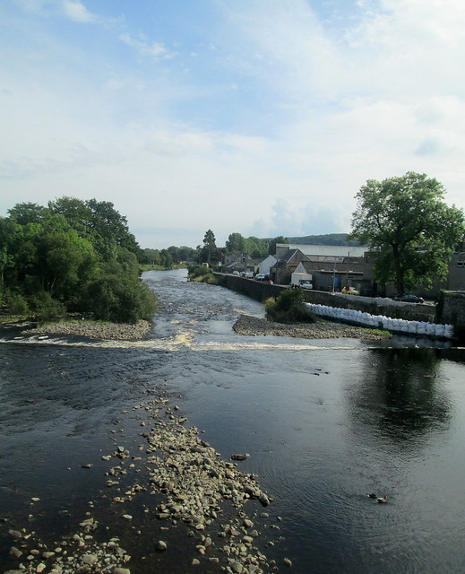 River Cree, Newton Stewart, Dumfries and Galloway