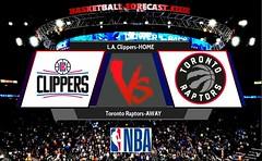 L.A. Clippers-Toronto Raptors Dec 11 2017