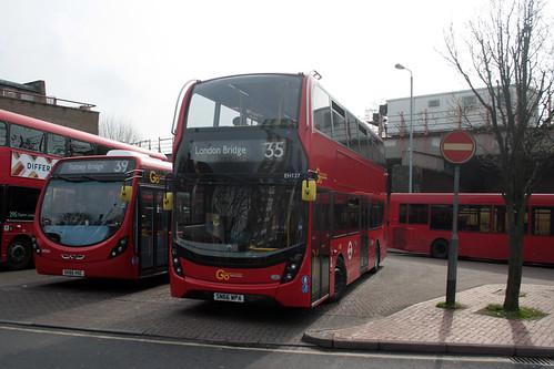 Go-Ahead London EH127 SN66WPA