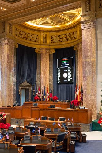 Louisiana Senate Chambers
