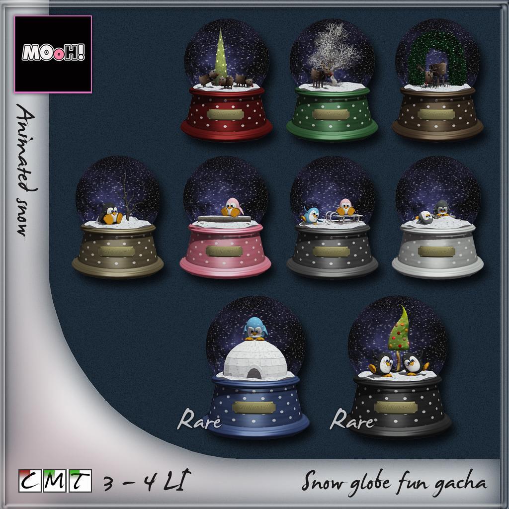 Snow globe fun gacha - TeleportHub.com Live!