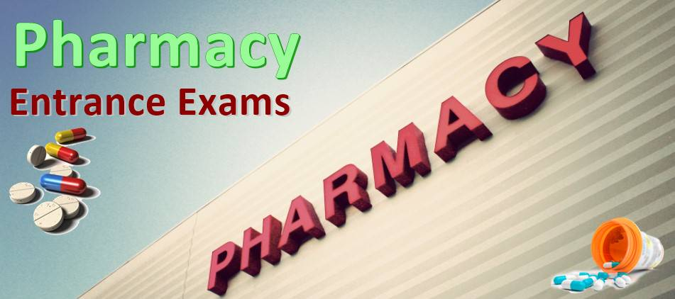 Entrance Exam fo Pharmacy after 12th