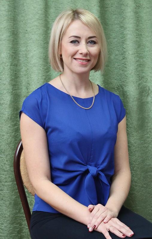 Юлия Валерьевна Чебышева
