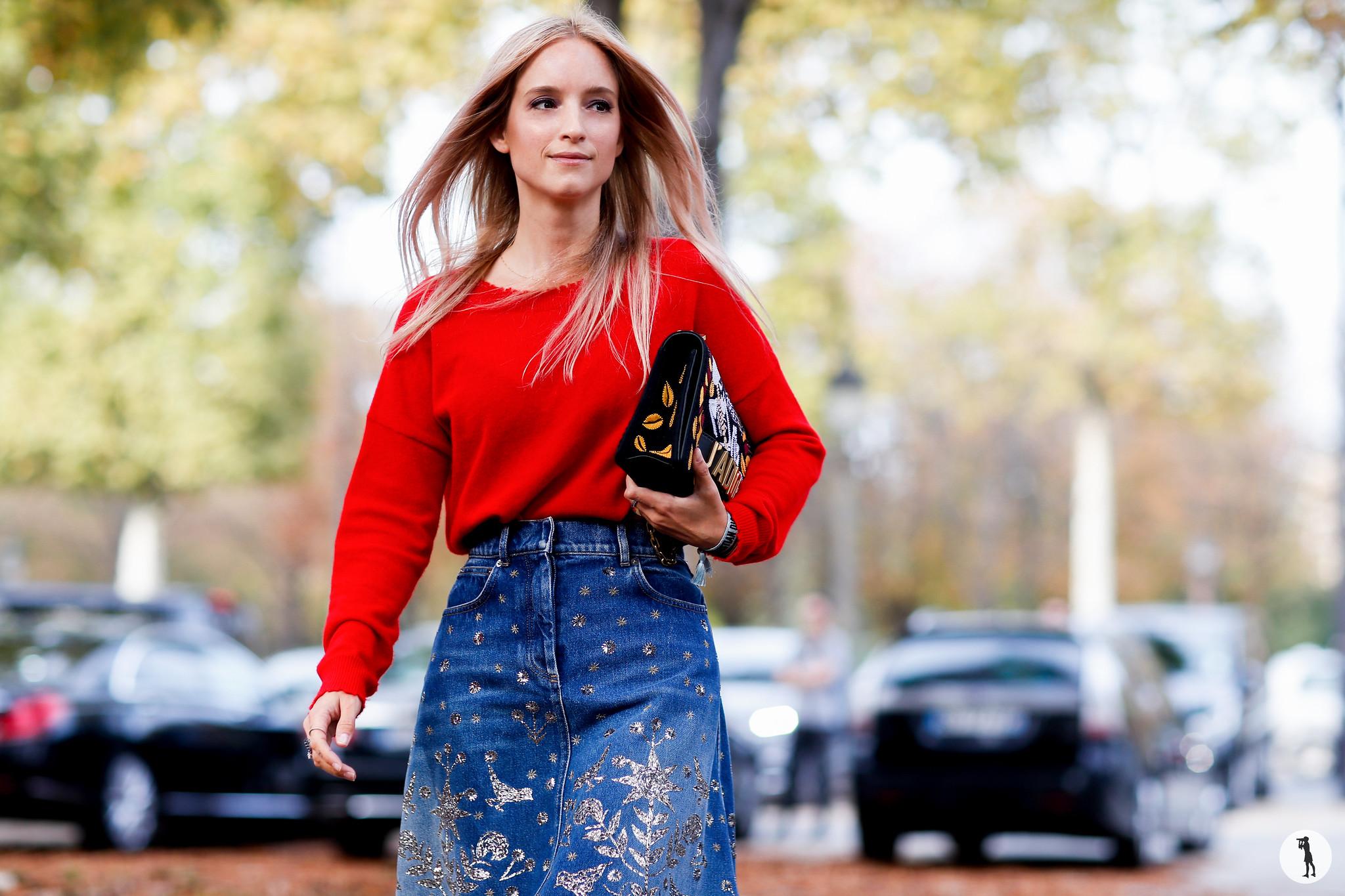 Charlotte Groeneveld - Paris Fashion Week SS18 (7)