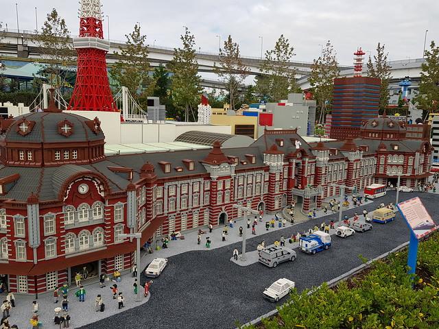 Legoland Nagoya Japan 2017