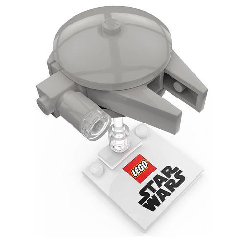 LEGO Star Wars Target Micro Millennium Falcon
