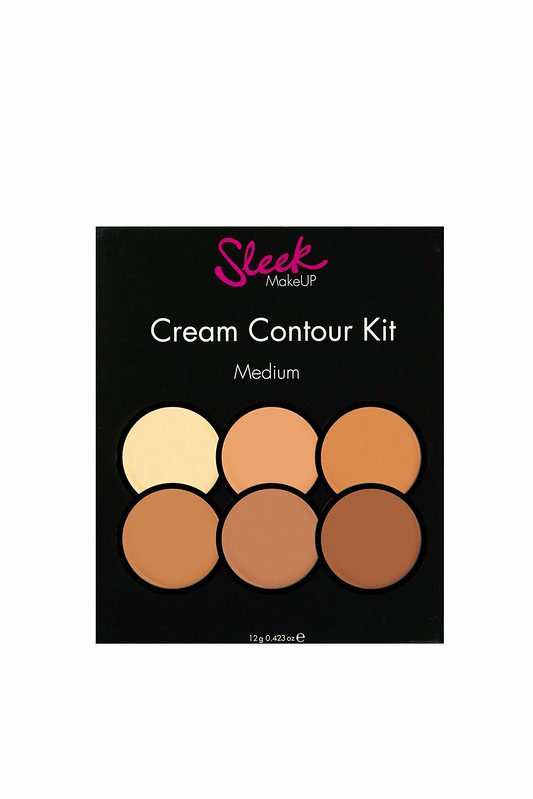 Cosmetics - Sleek Cream Contour Kit