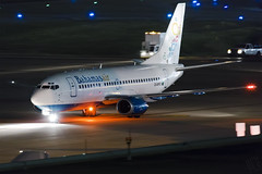 C6-BFD BahamasAir 737-500 IAH 2017-11-15