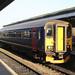 GWR 153329, Westbury 17.11.17