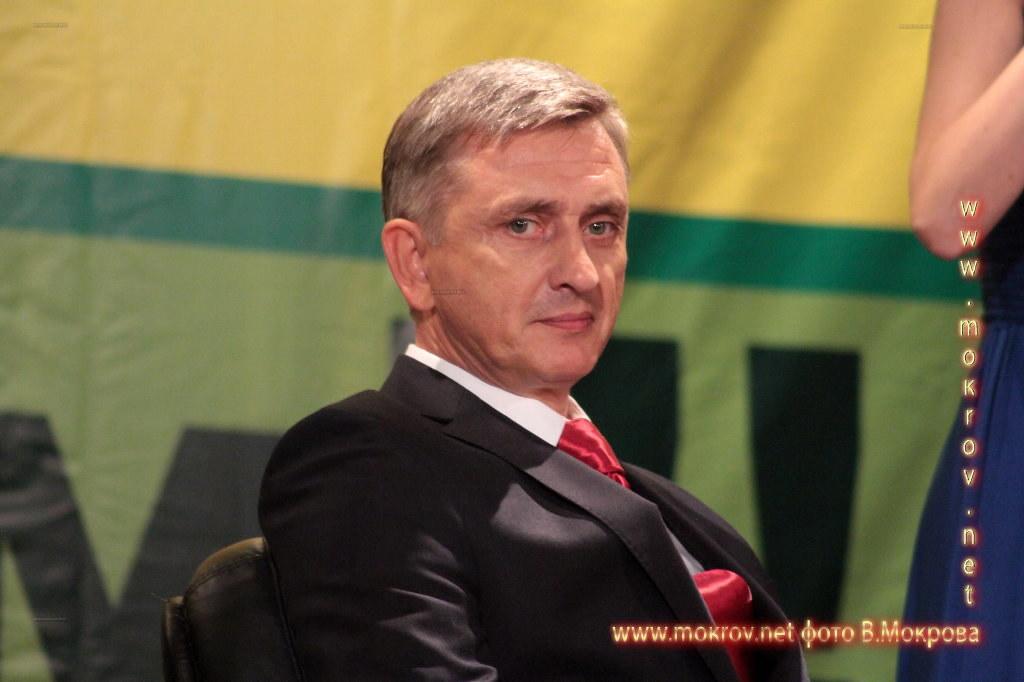 Актер Анатолий Петров