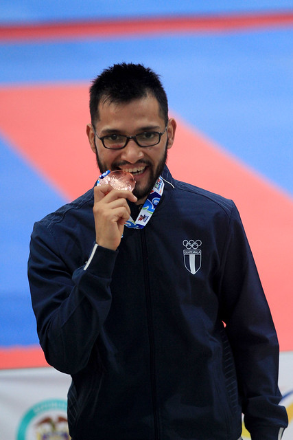 Karate nacional suma 4 medallas en Bolivarianos