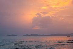 Chanthaburi Rural Scene - Sea Scape.