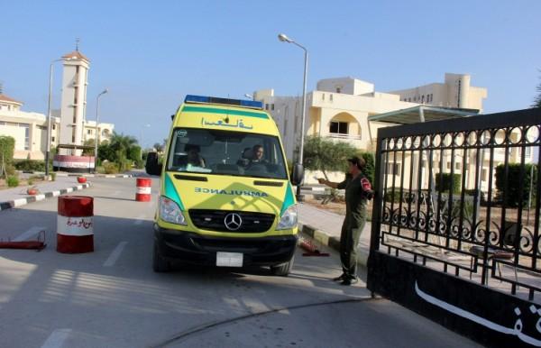 ЗМІ: Під час вибуху в мечеті на Синаї загинули 50 осіб