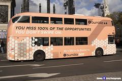 Wrightbus NRM NBFL - LTZ 1159 - LT159 - Bumble - Aldwych 9 - RATP Group London - London 2017 - Steven Gray - IMG_5139
