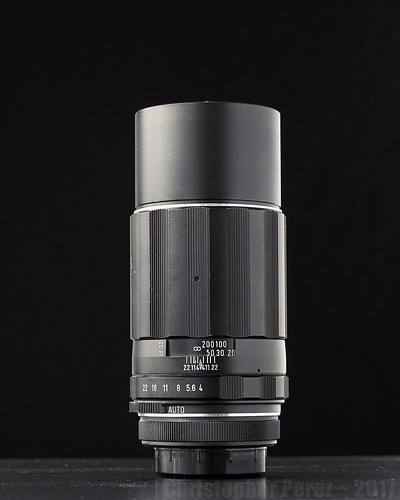 Lens Stories ~ Asahi Super-Takumar 200mm f/4