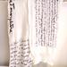 La Boutique Extraordinaire - Françoise Hoffmann - Etoles en soie et laine feutrée poème écrit à la main - 400 €