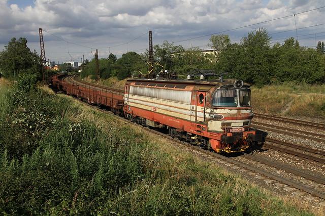 Class 230-009 at Bratislava Vinohrady