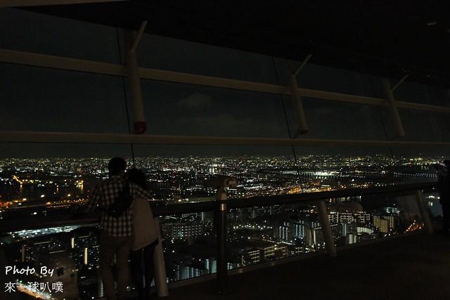 大阪府咲洲行政大樓展望台46