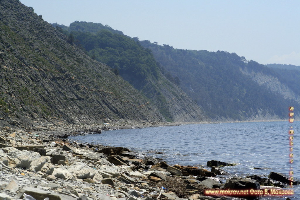 Город Архипо-Осиповка Фотография черное море