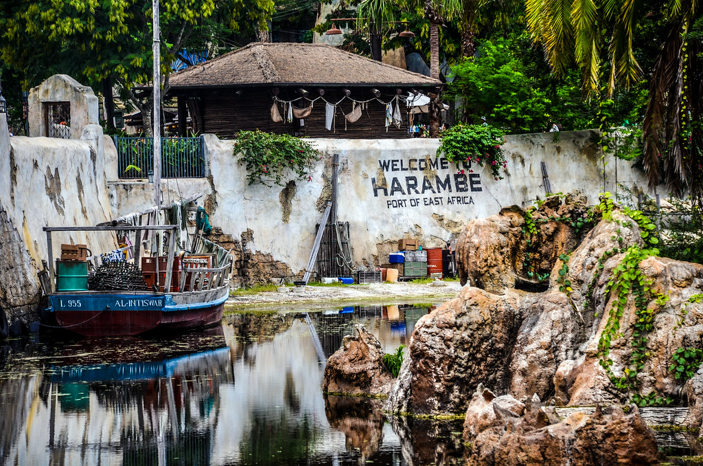 Closer Discovery River Harambe AK