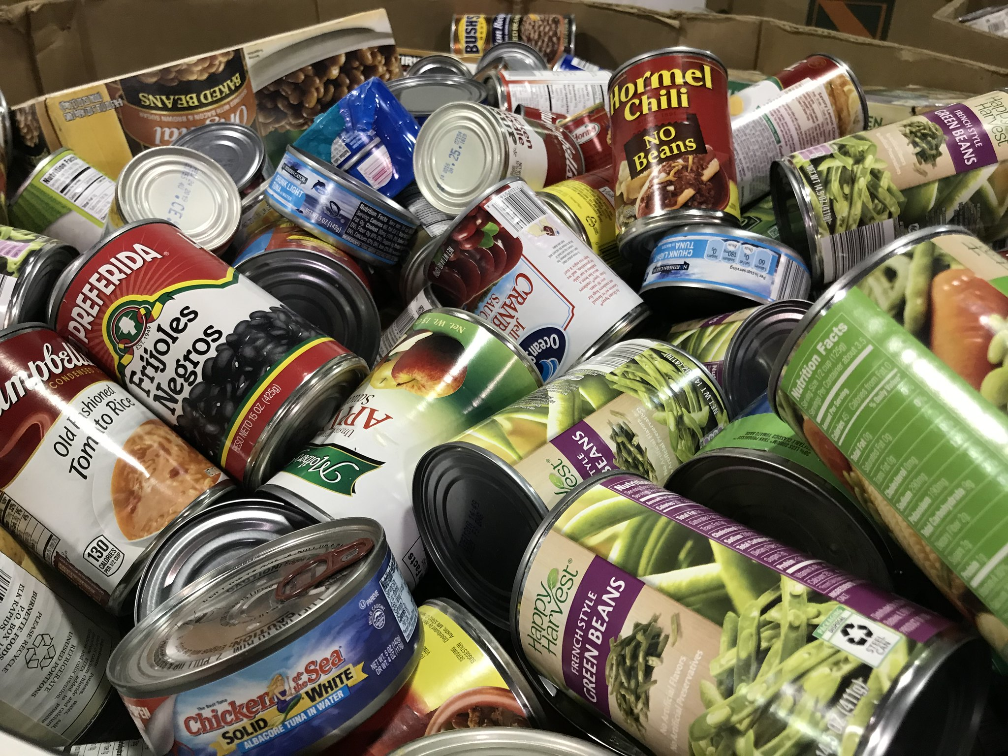 Greater Lansing Food Bank Prepares for Holiday Season