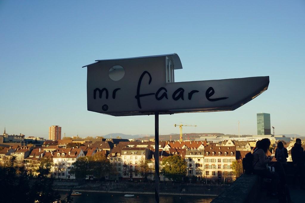 mr faare