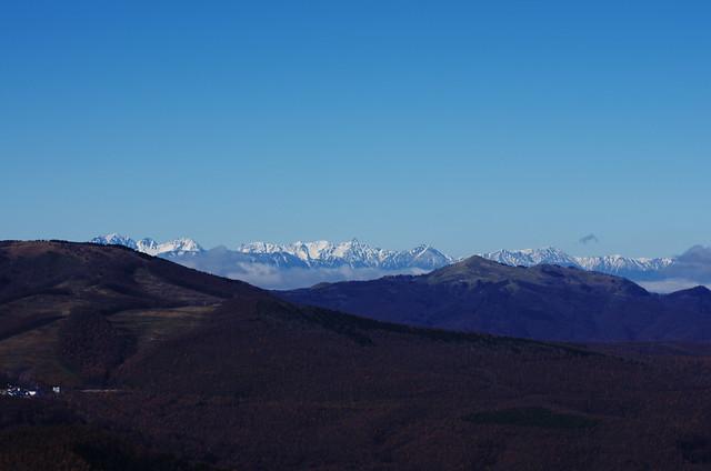 north alps