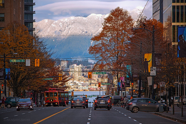 The Streets of Vancouver ??
