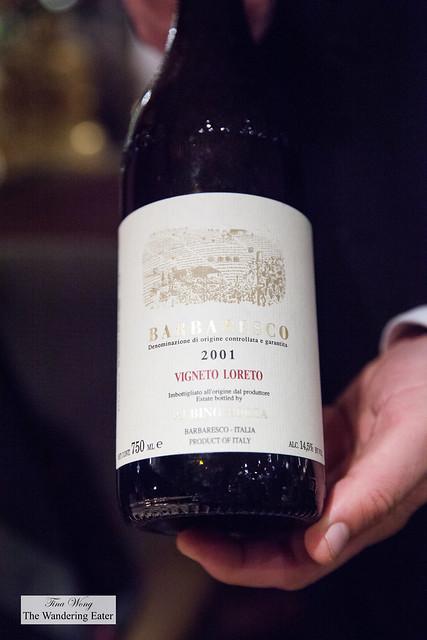2001 Albino Rocca Barbaresco Vigneto Loreto, Barbaresco DOCG