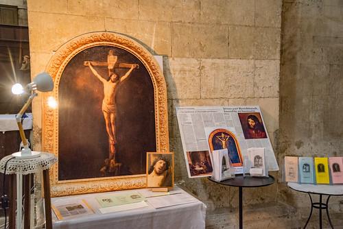39-Hélas le Rembrandt est en restauration à Bordeaux