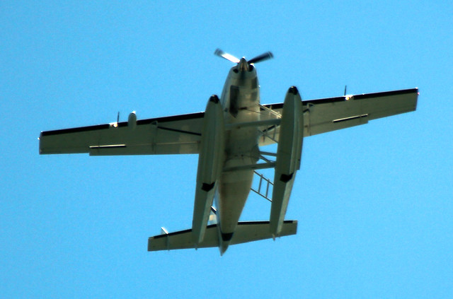 Sydney Seaplanes' Cessna 208 Caravan, VH-ZWH