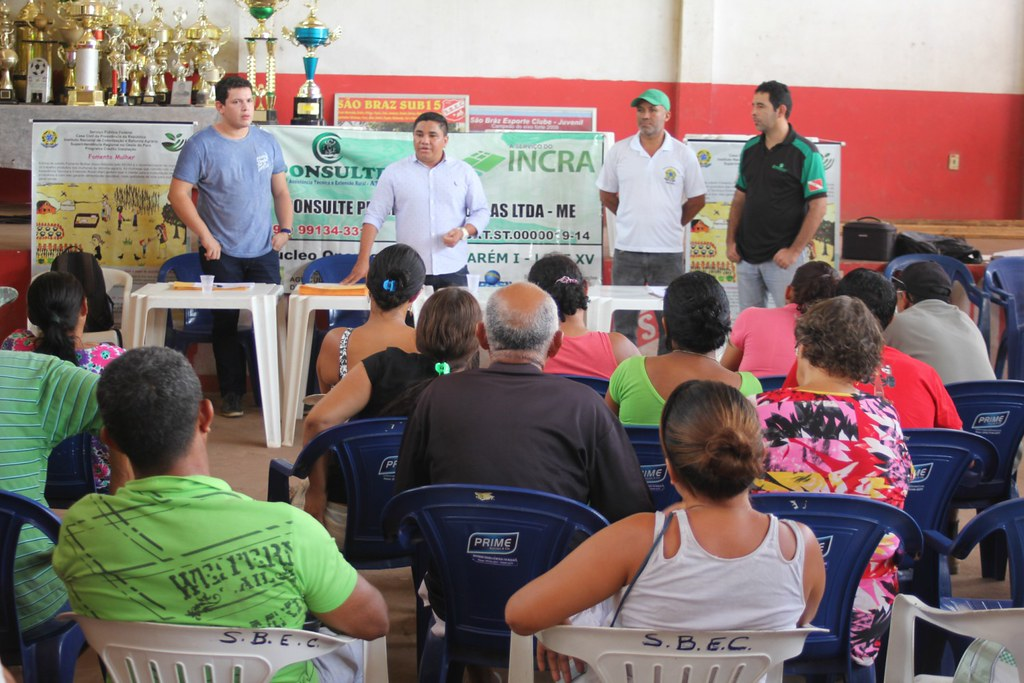 Incra beneficia 32 famílias de assentamento agroextrativista em Santarém, Eixo Forte Santarém