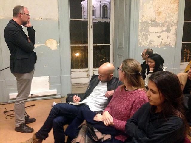 Human Entities 2017 Talk 4 – Mark Coeckelbergh