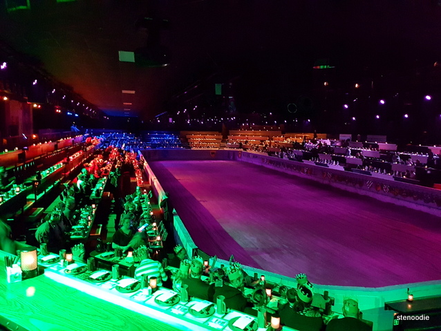 Medieval Times Dinner & Tournament arena