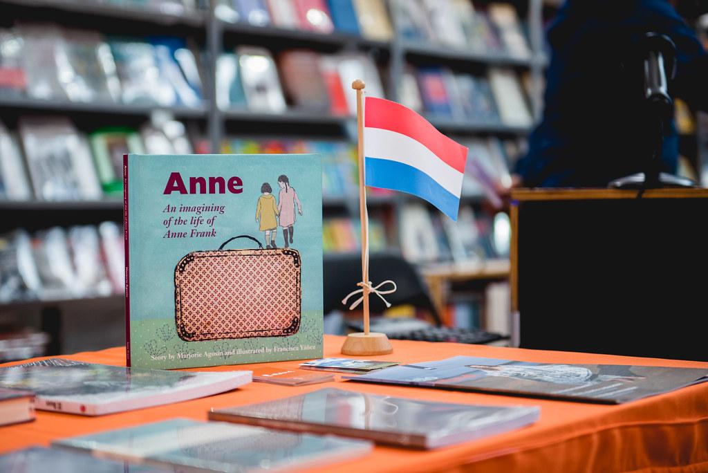 Librería Holandesa FILSA 2017