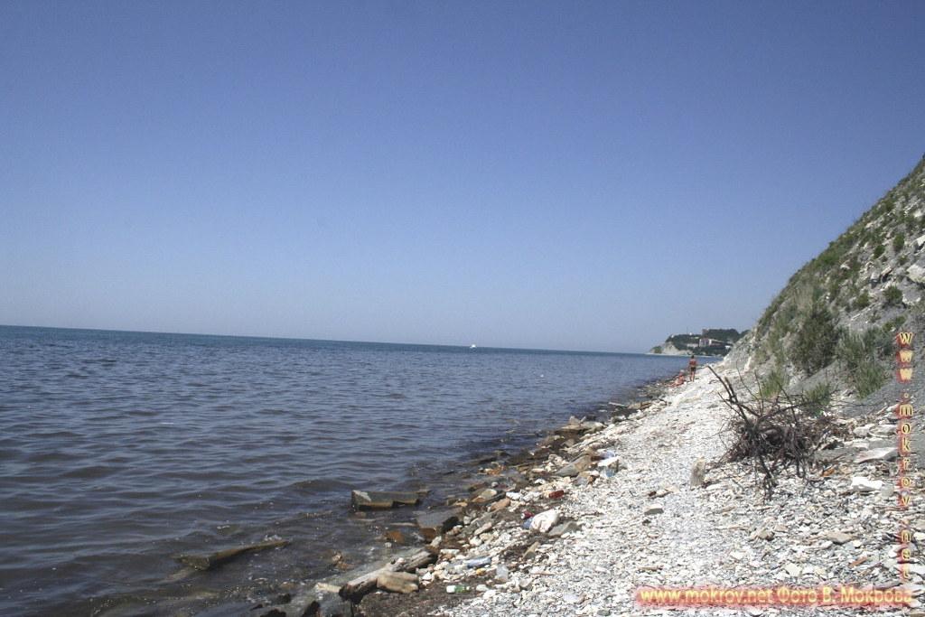 Город Архипо-Осиповка Черное море