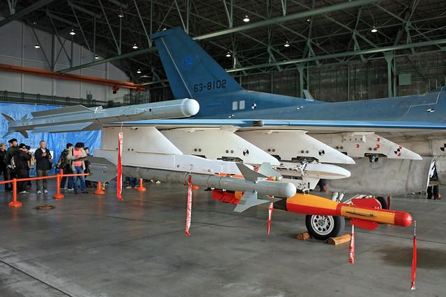 岐阜基地航空祭 F-2B 63-8102 兵装展示 198828773_org.v1510862461