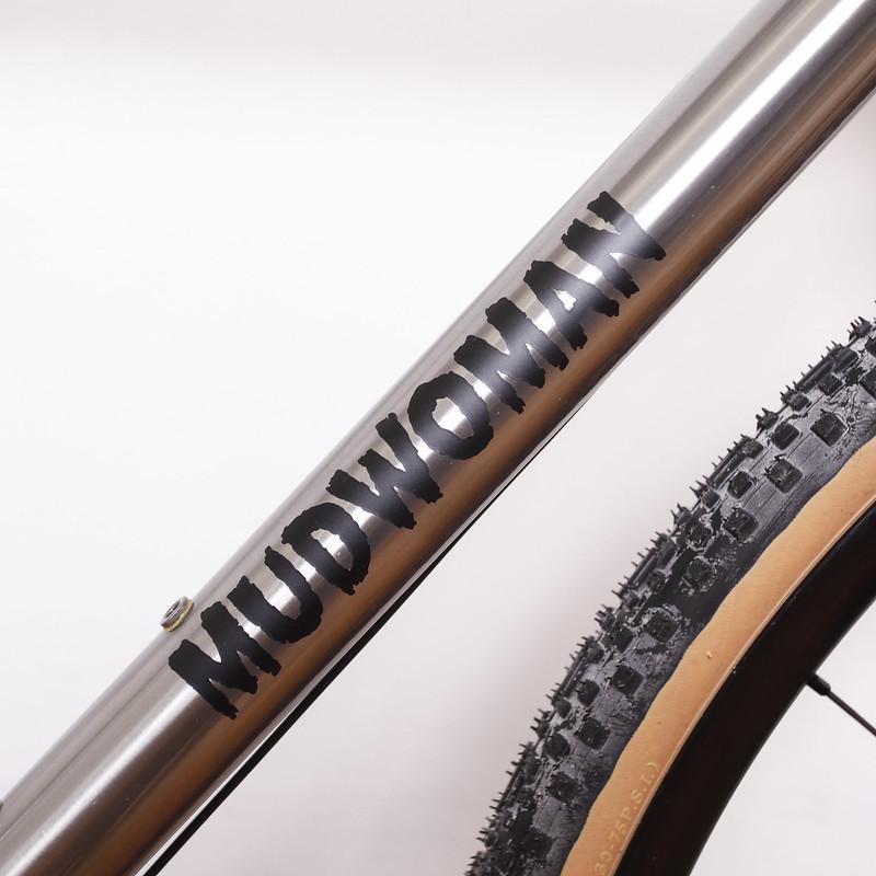 MUDWOMAN CX Complete Bike