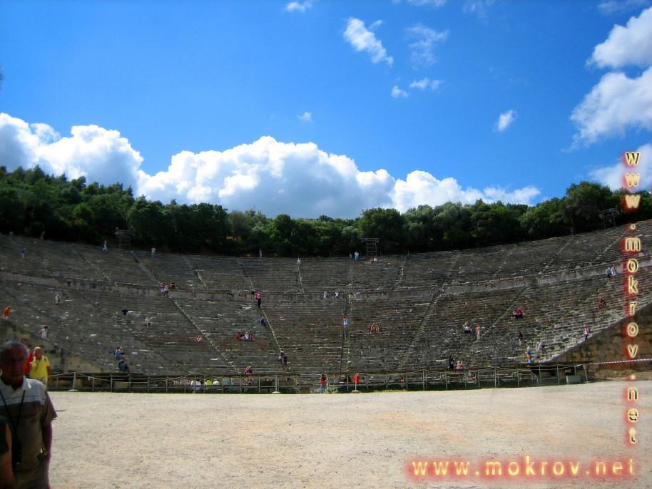 Афины в Греция пейзажи