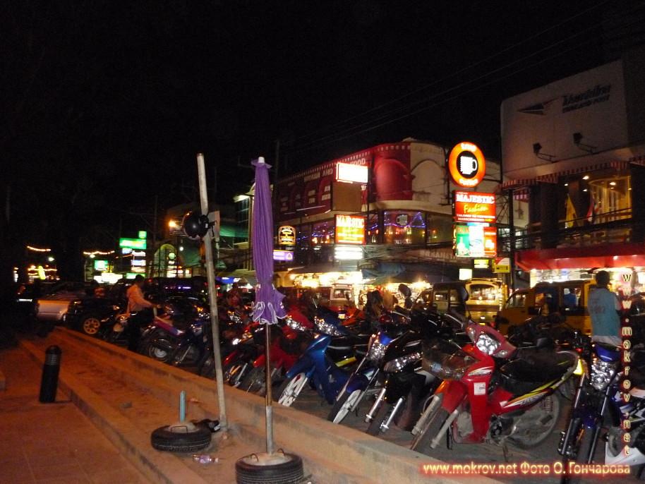 Патонг в Таиланде фотозарисовки
