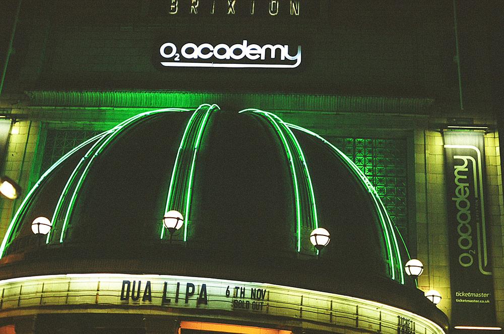 Dua Lipa @ Brixton Academy